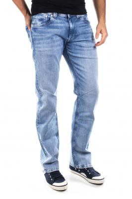 Pepe Jeans   Pánská kolekce světle modrá  856897c7b6