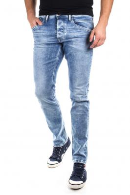 Pepe Jeans   Pánská kolekce světle modrá  2ee1d5dcd2