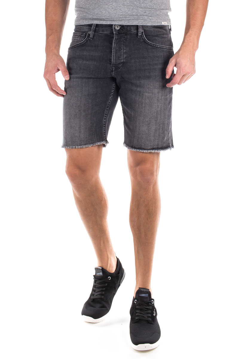 CHAP SHORT URBAN BLACK