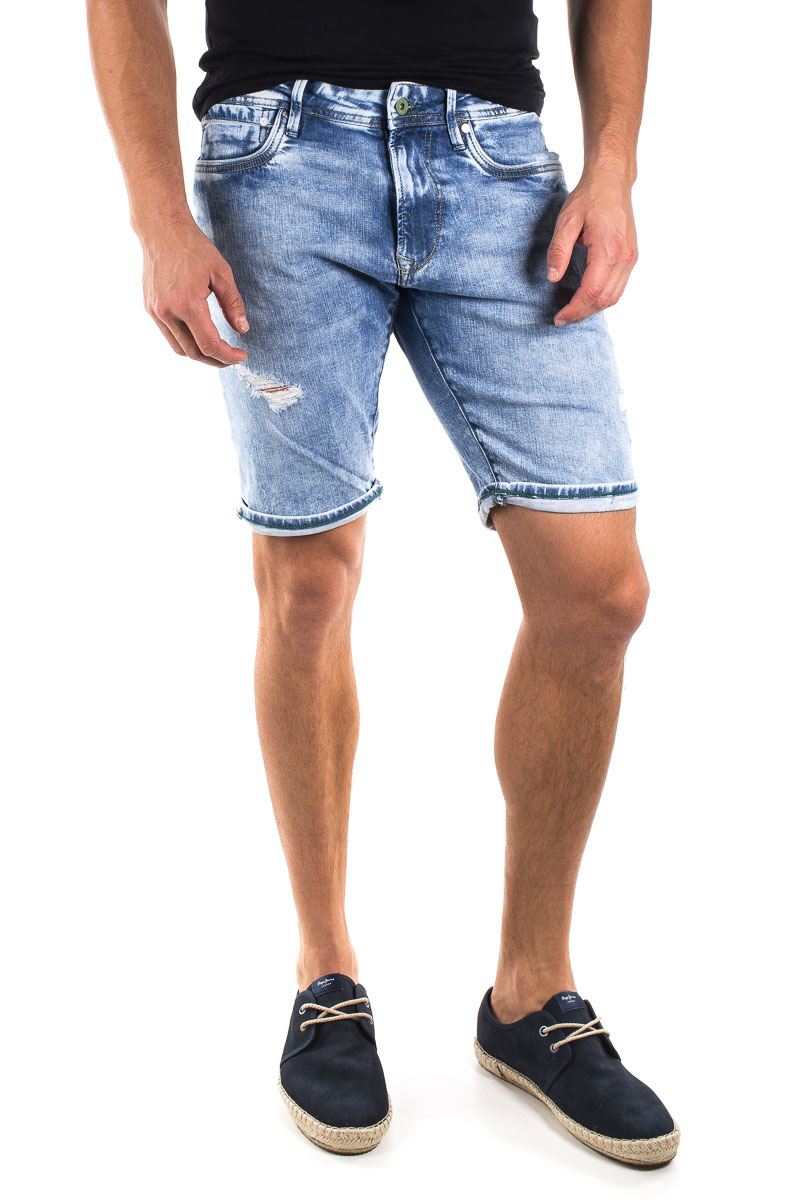 STANLEY SHORT DISTRESSED ECO