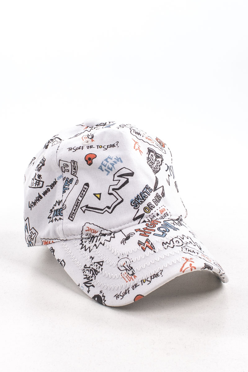 STREET BOY CAP JR