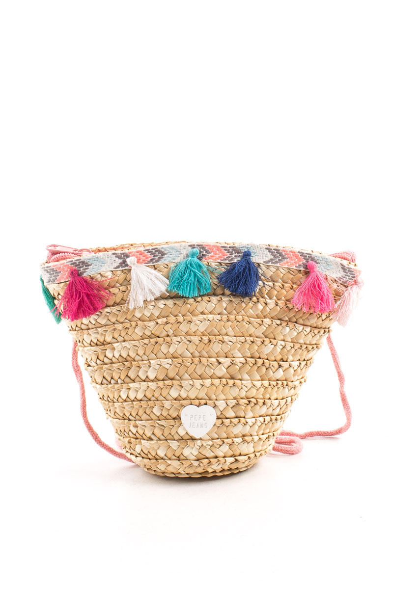 POMPOM GIRL BAG JR