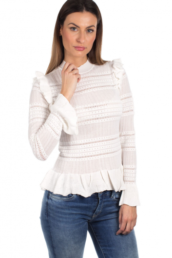 OLIVIA KNITTED SWEATER