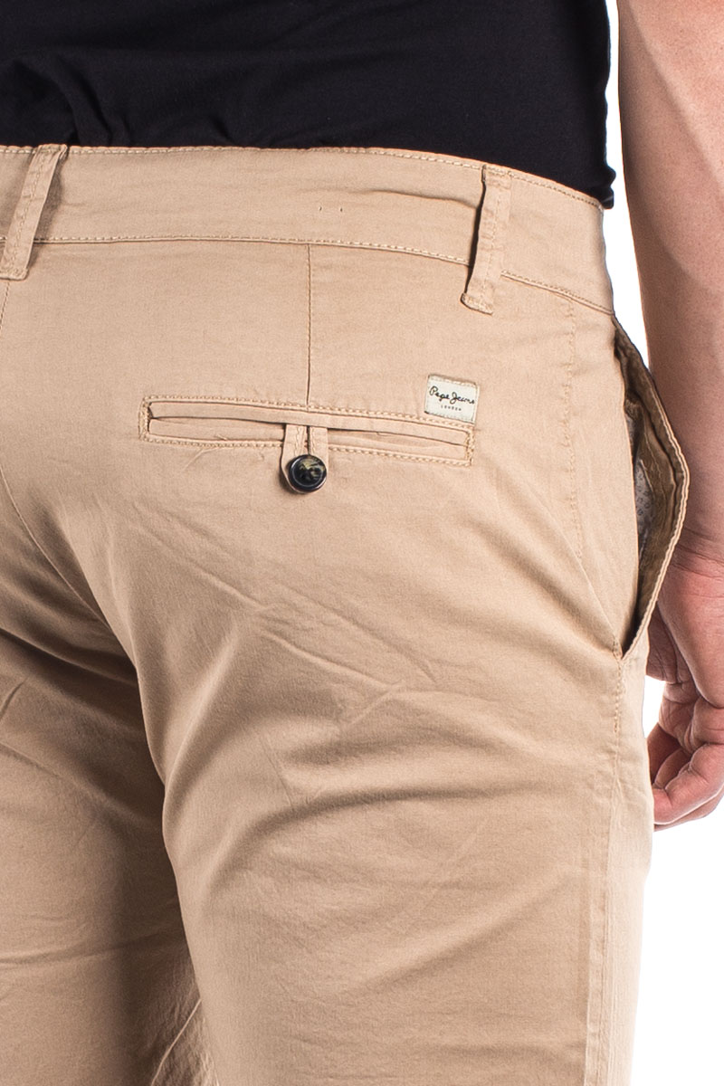 detail MC QUEEN SHORT