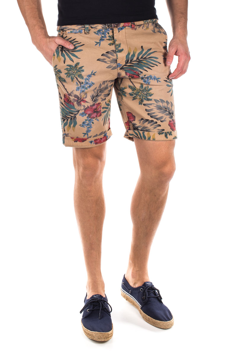 MC QUEEN SHORT HAWAIIAN