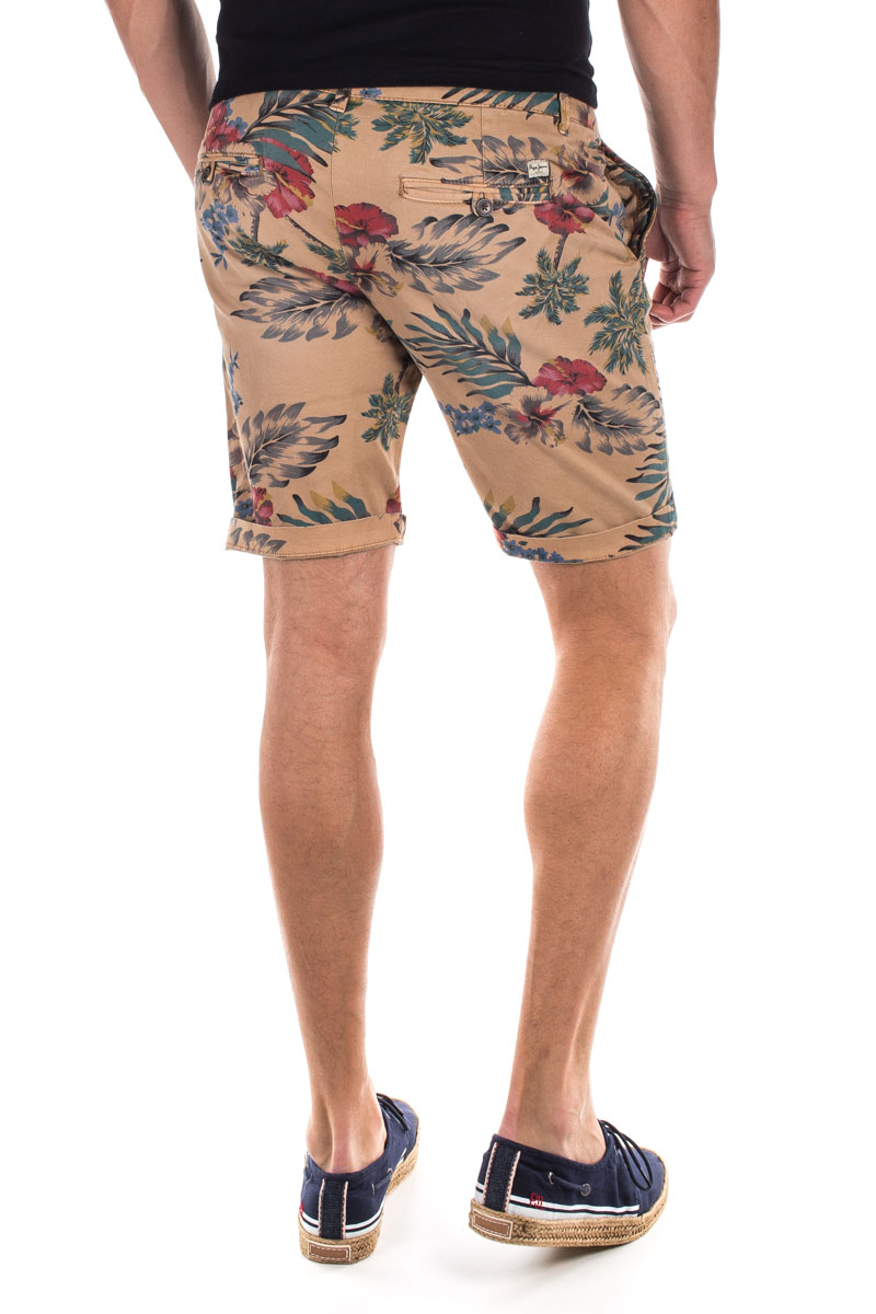 náhled MC QUEEN SHORT HAWAIIAN