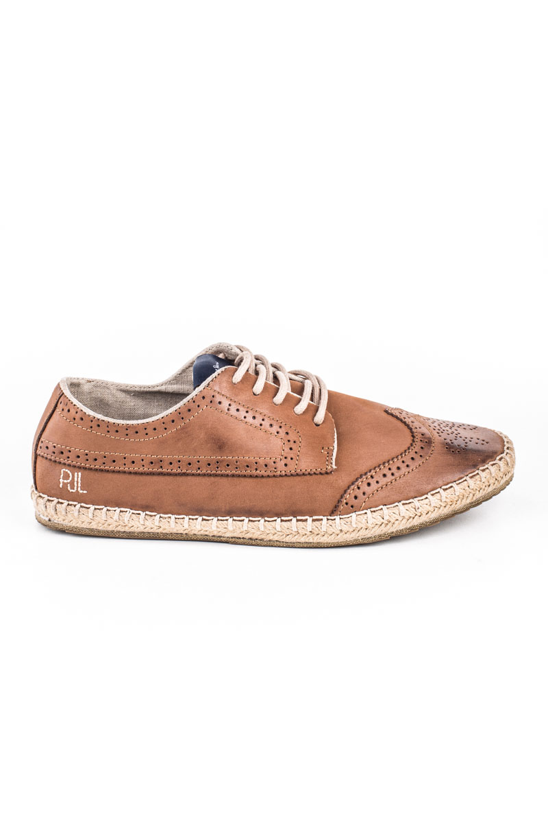 TOURIST BROGUE LTH