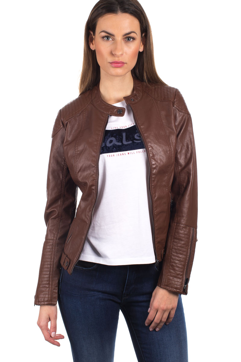 NAPA LEATHER JACKET