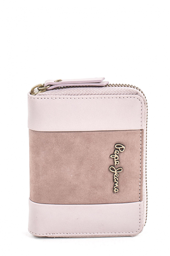 detail SMALL ZIPPER WALLET DOUBLE